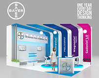 BAYER - One Year Design Thinking