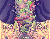 Tame Impala Gig Poster