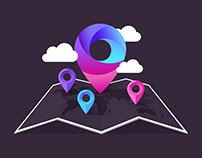 FarGo - travelling app. UI | Graphic design.