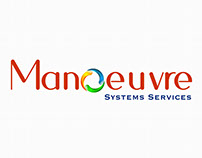 Logo Design For Manoeuvre Systems Services