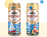 Ekstra Limited Beer