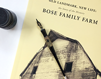 Book Publication - Bose Family Farm