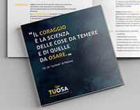 TUOSA | Brand Identity