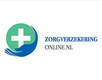 Logo Design for: ZORGVERZEKERING ONLINE.NL