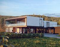 Stylish Villa in Norway