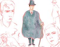 Digital Character Sheets