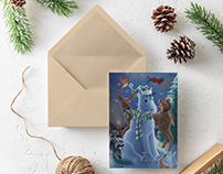 Official University Holiday Cards