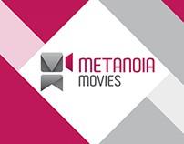 Metanoia Movies | Branding