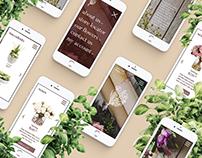Connels Maple Lee | Proposed Responsive Web Design