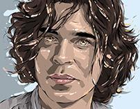 Adobe DRAW : Unknown portrait series - Salva