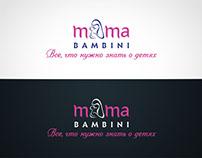 Mama Bambini's logo, Samara