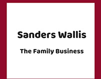 Sanders Wallis: The Family Business