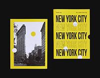 New York Travel Log