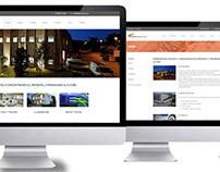 Elettrica Rizzi - sito web