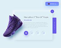 Social Share UI design - (Freebie)
