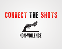 NON VIOLENCE - CONNECT THE SHOTS