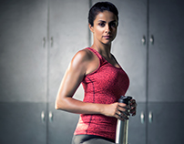 First Run - App Layout Photography With Gul Panag