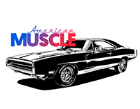 American Muscle.