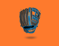 Wilson – Custom Glove Responsive Web Application