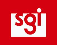 SGI品牌视觉设计 | SGI Brand Visual Design