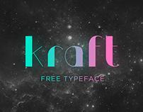 Kraft – Free Font