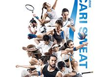 Pocari Sweat Calendar