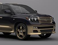 Vehicle Customization and Design
