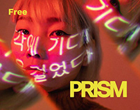 Free Prism Effect for Photoshop