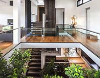 Casa Rampa by Andrés Remy Arquitectos
