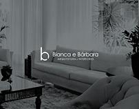 Site Bianca e Bárbara - Arquitetura e Interiores