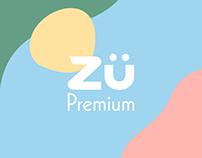 Zu premium - Identidad Social media