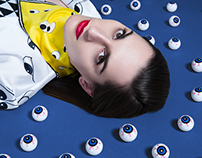Yelle for XOXO The Mag