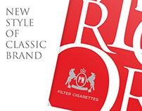 New style of classic brand Marlboro