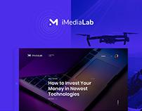 iMediaLab - Tech Blog / Magazine