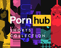 Pornhub Shorts Collection 2017