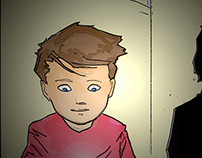 Safefood Storyboards for McCannBlue