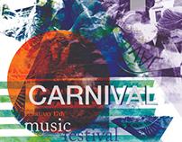 Carnival Music Festival Poster Series
