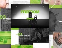Alto Web Concept