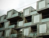 terk edilmiş evler