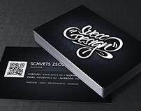 Svecc Design Business Card