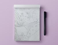 | Creative sketches