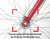 Patrocinador Oficial del Mundial de Ciclismo