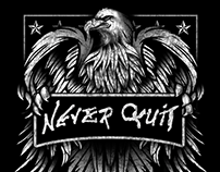 2015 & 2016 NEVER QUIT Event