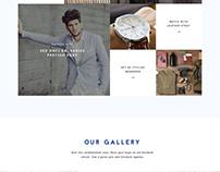 Nrgman - Model Agency & Fashion Design Joomla Template