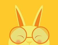 Basil - The Bunny.