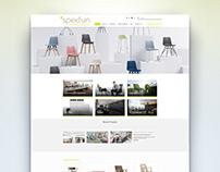 Specfurn - Web Design