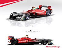 Mahindra Racing Formula E Design Contest