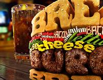 Typography Burger