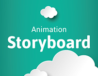 Ansell Animation Storyboard