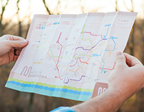 Barcelona Metro Map Redesign